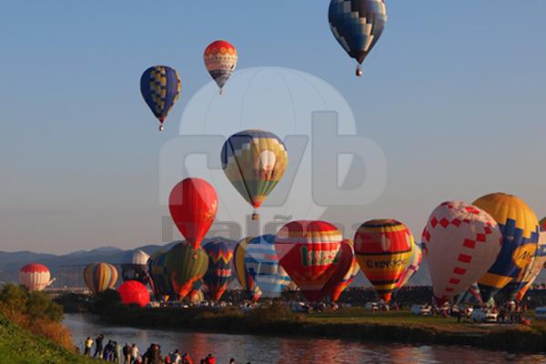 Competição de Balões