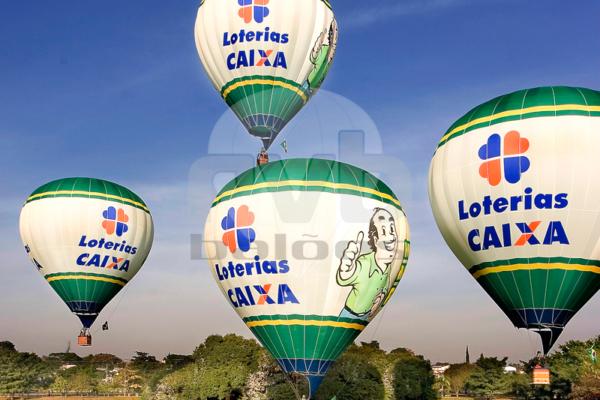 Balonismo Promocional - RVB Balões